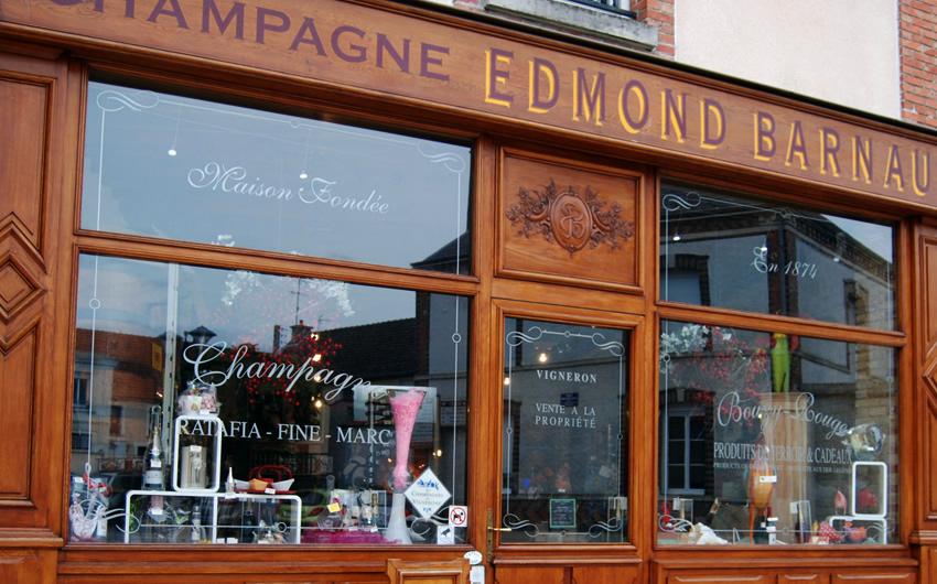 Edmond Barnaut Champagne