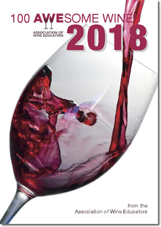 Download 100 AWEsome Wines 2018 guide