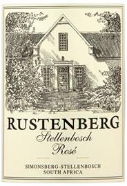 Rustenberg Rose Wine