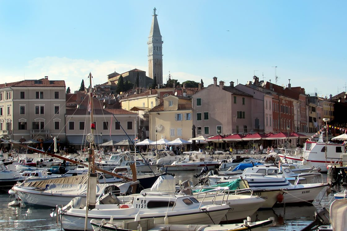 Rovinj Croatia Wine Tours