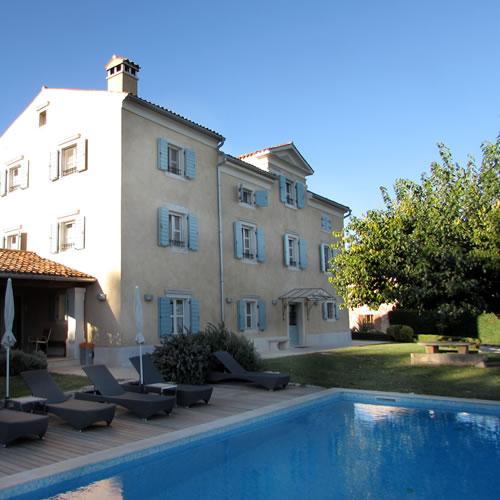Villa Cocci Croatia