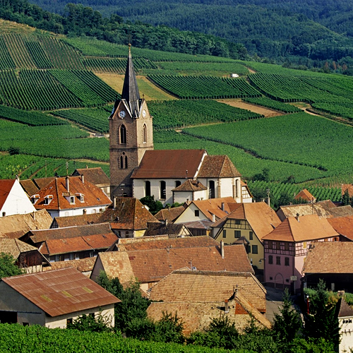 Alsace Village