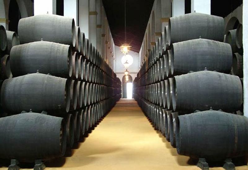 Sherry Barrels Andalucia